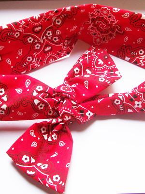 Headband Pin Up Bandana