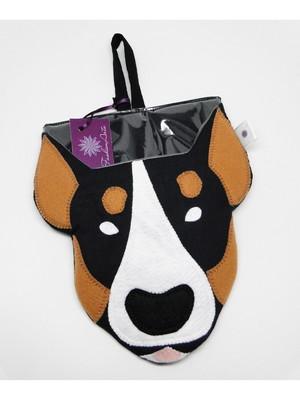 Lixinho plastificado modelo bull terrier *