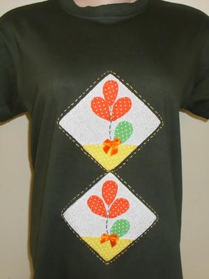 Camiseta - Floral 3