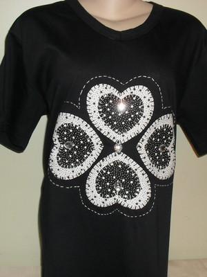 Camiseta - Corações 2