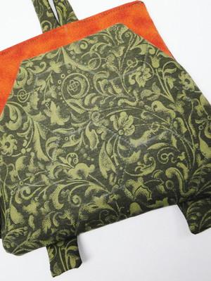 Lixeira de carro tartaruga modelo 2 patas * escolher tecidos