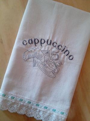 Pano de Prato - Cappuccino