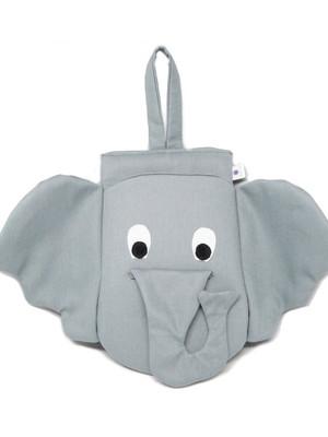 Lixeira De Carro Elefante acolchoado *