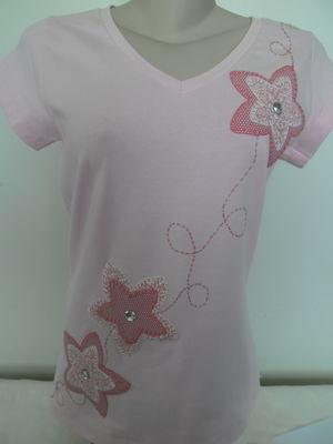 Camiseta - Flores 8