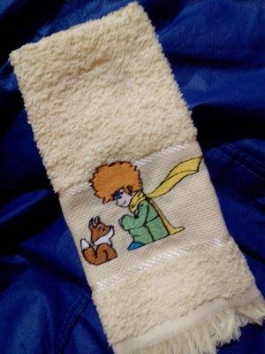 Toalha de Mão - Pequeno Príncipe