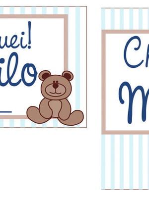 kit digital lembrancinha Maternidade