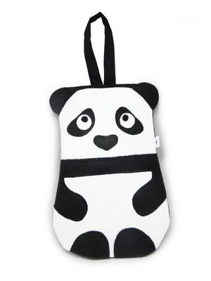 Lixeira para carro | ursinho panda *