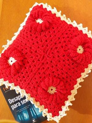 Capa de almofada Floral