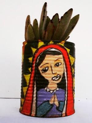 Nossa Senhora | lata pequena
