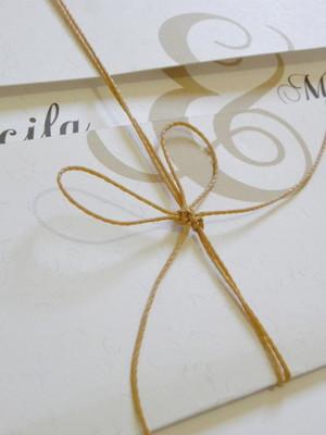 Convite de casamento - cód A25