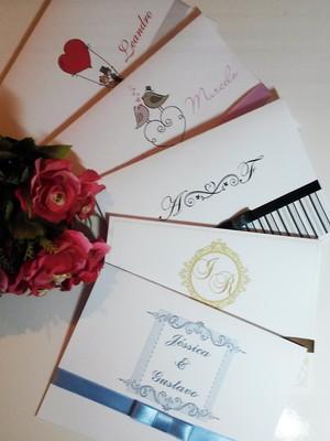 Convite de Casamento - cód A43
