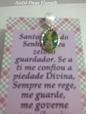 Marca Página - Batizado Medalha Anjo
