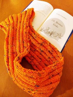 Golão Rococó em tricot