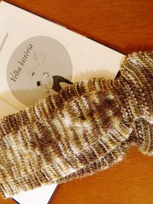 Gravata em tricot