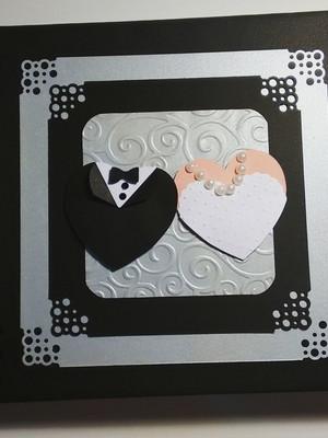 scrapbook para mensagens e fotos noivado casamento e bodas