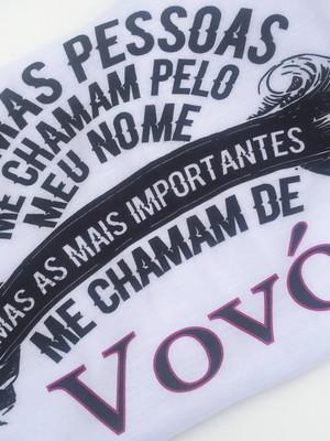 Camiseta Vovó