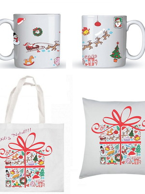 Kit Combinado de Natal 1