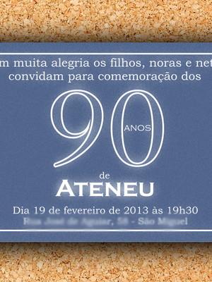 Arte Convite 90 anos (digital)