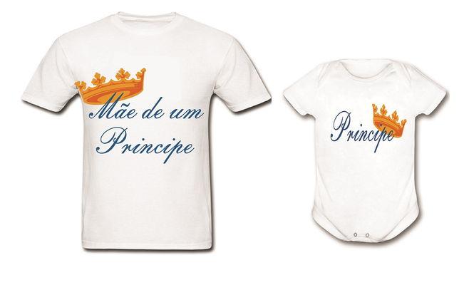 Tal Mãe Tal Filho - Camiseta e Body#1