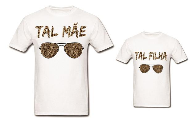 Tal Mãe Tal Filha - Dupla de Camisetas#3