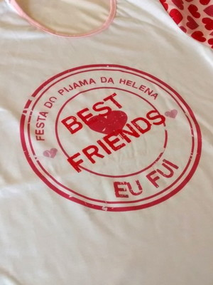 Camisola Best Friends