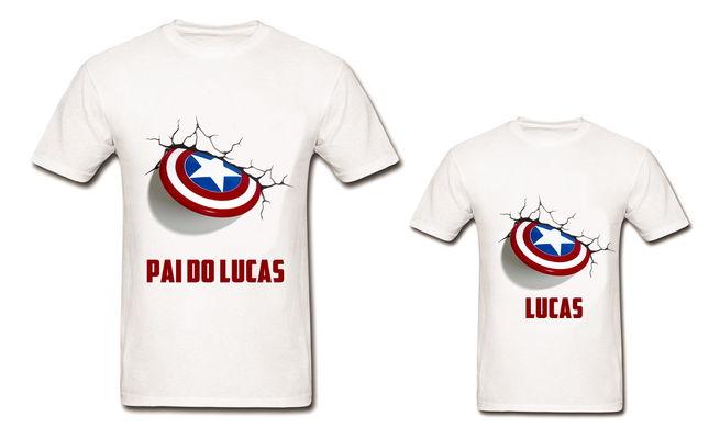 Tal Pai Tal Filho - Dupla de Camisetas#4