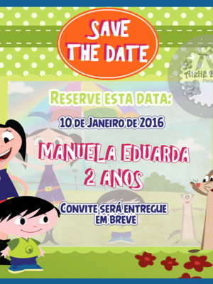 Save the date Show da Luna
