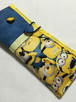 Kit Higiene Bucal MINIONS - ENCOMENDE