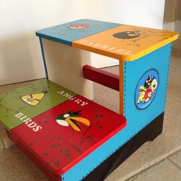 Escadinha Angry Birds