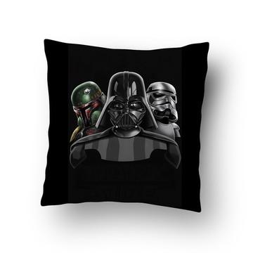 Capa de Almofada Star Wars Lado Negro