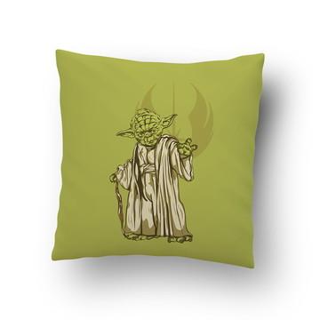 Capa de Almofada Star Wars - Yoda