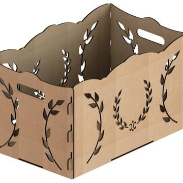 Caixa De Presentes Mdf Decoração festa