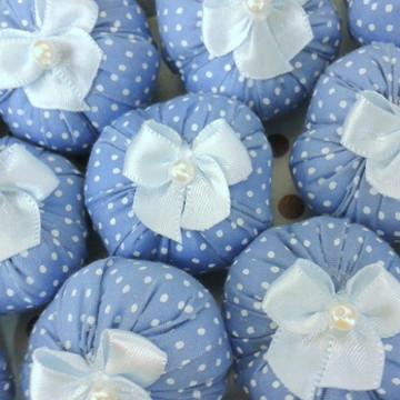 Lembrancinhas aniversário menino azul