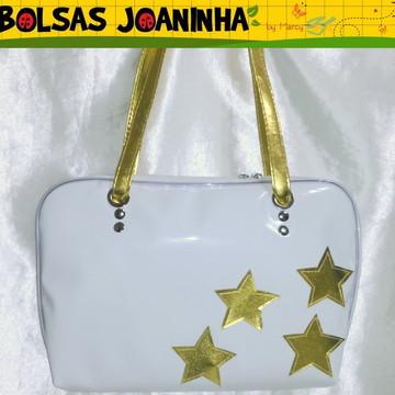 Bolsa Estrelas Douradas