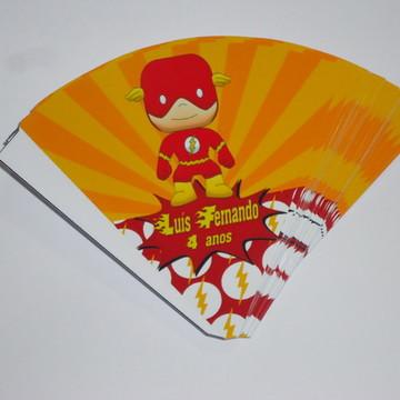 Cone para doce Herói Flash