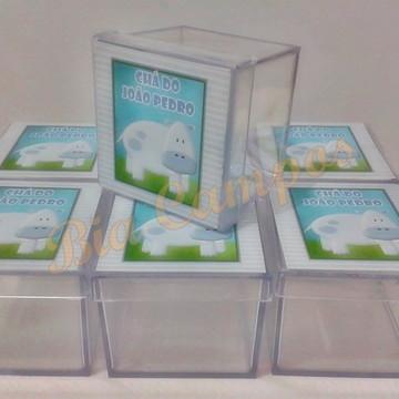 caixinhas de acrilico