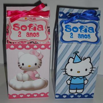 Caixa Milk Hello Kitty