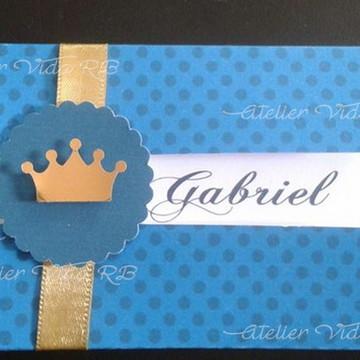 Convite Coroa Menino