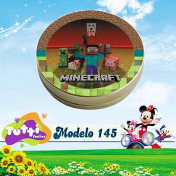 LATINHA MINICRAFT - MODELO 145
