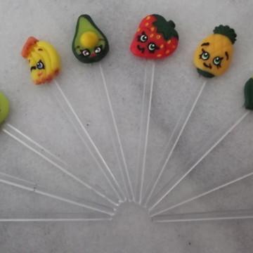 toppers Shopkins Frutinhas