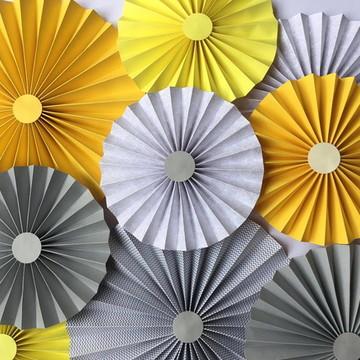 Painel SCRAP Glamour Kit LUXO Fioratas 9