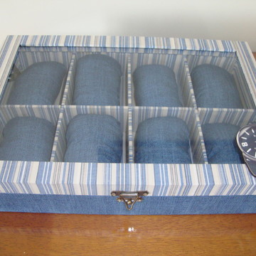 caixa para relógios