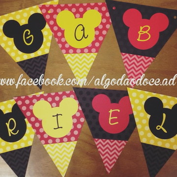 Bandeirola_Mickey