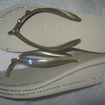 havaianas high fashion noivas e madrinha