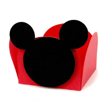 Forma Doce Orelha Mickey