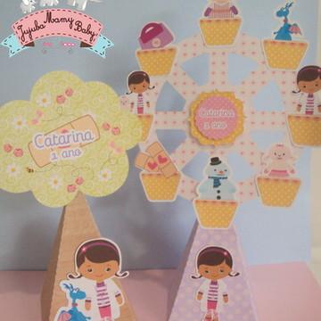 Dra Brinquedos Kit Festa Dra. Brinquedos