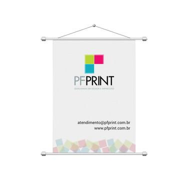 Criação de arte para banners e faixas