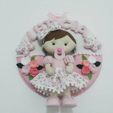Guirlanda Boneca Baby