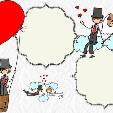 Retrospectiva Animada - Casamento