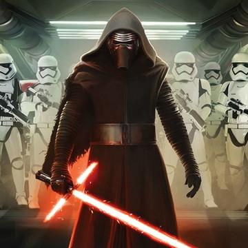 Painel Adesivo Star Wars